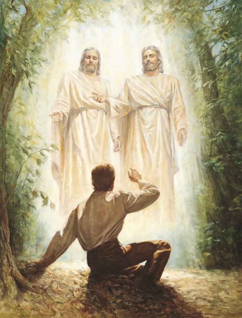 What Does God Look Like - Joseph Smith First Vision